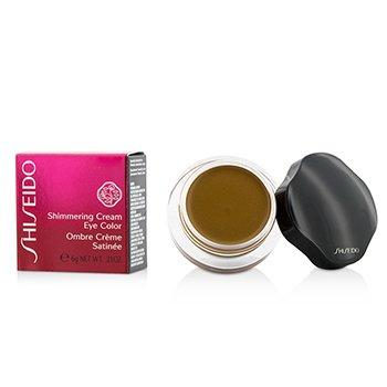 Shiseido Shimmering Cream Color Ojos - # BR329 Ochre  6g/0.21oz
