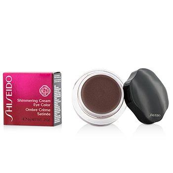 Shiseido Shimmering Cream Color Ojos - # VI730 Garnet  6g/0.21oz