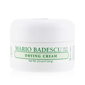 Mario Badescu Drying Cream - For Combination/ Oily Skin Types  14g/0.5oz
