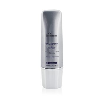 Skin Medica واقٍ كلي + مرمم SPF 34 - خفيف اللون  65g/2.3oz