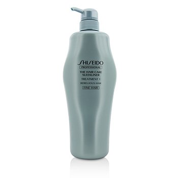 Shiseido The Hair Care Sleekliner Treatment 1 (Fine, Rebellious Hair)  1000g/33.8oz