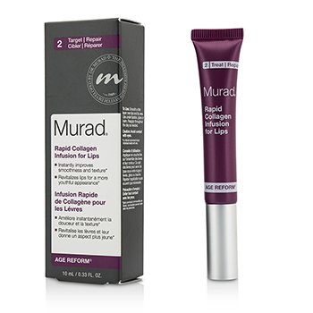 Murad Rapid Collagen Infusion for Lips 608798/1114  10ml/0.33oz