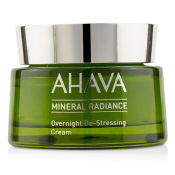 Ahava Mineral Radiance Overnight De-Stressing Cream  50ml/1.7oz