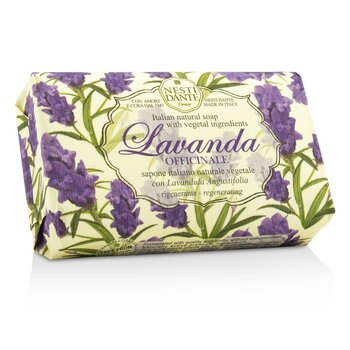 Nesti Dante Lavanda Natural Soap - Officinale - Regenerating  150g