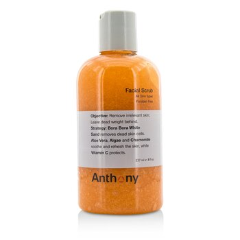 Anthony Logistics For Men Facial Scrub (flaske)  237ml/8oz