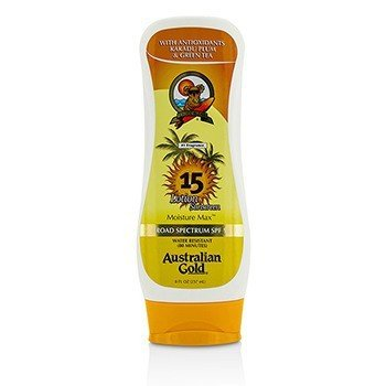 Australian Gold โลชั่นกันแดด Lotion Sunscreen Broad Spectrum SPF 15  237ml/8oz
