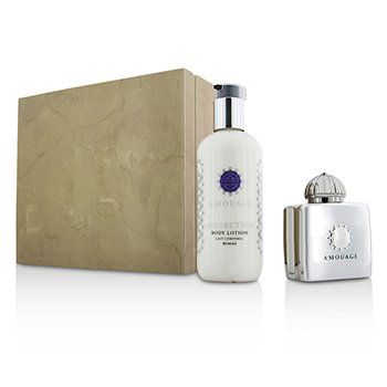 Amouage Reflection Coffret: Eau De Parfum Spray 100ml/3.4oz + Loción Corporal 300ml/10oz  2pcs