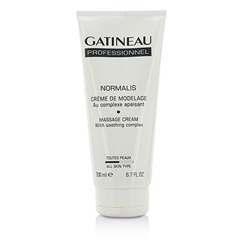 Gatineau Normalis Massage Cream (Salon Size)  200ml/6.7oz