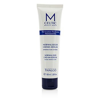 Thalgo MCEUTIC Normalizer Cream-Serum - salongstørrelse  100ml/3.38oz