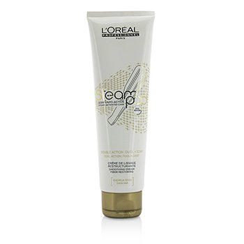 L'Oreal Professionnel Steampod Steam Activated Care Crema Alisante (Para Cabello Grueso)  150ml/5oz