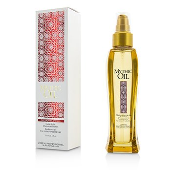 L'Oreal Professionnel Mythic Oil Colour Glow Oil Radiance Aceite (Para Cabello Teñido)  100ml/3.4oz