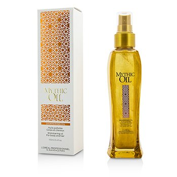 L'Oreal Professionnel Mythic Oil Shimmering Oil (For Body and Hair)  100ml/3.4oz