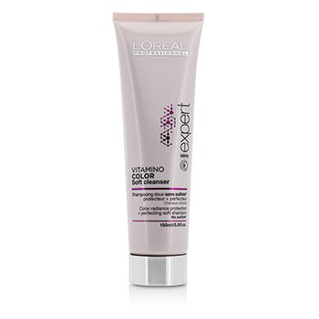 ロレアル Professionnel Expert Serie - Vitamino Color Soft Cleanser Color Radiance Protection + Perfecting Soft Shampoo  150ml/5oz