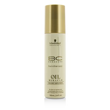 Schwarzkopf BC Oil Miracle Volume Amplifier 5 (For Fine to Normal Hair)  100ml/3.4oz