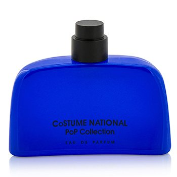 Costume National Pop Collection Eau De Parfum Spray - Botella Azul  (Sin Caja)  50ml/1.7oz