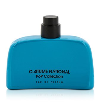 Costume National Pop Collection Eau De Parfum Spray - Botella Celeste  (Sin Caja)  50ml/1.7oz