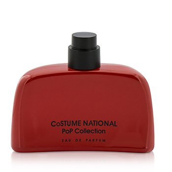 Costume National Pop Collection Eau De Parfum Spray - Botella Roja (Sin Caja)  50ml/1.7oz
