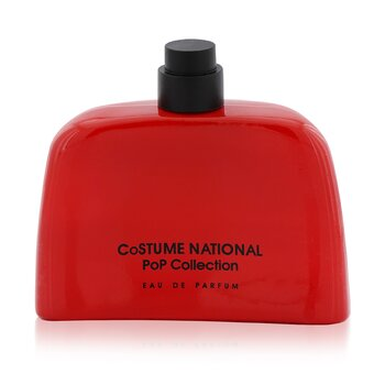 Costume National Pop Collection Eau De Parfum Spray - Botella Roja  (Sin Caja)  100ml/3.4oz