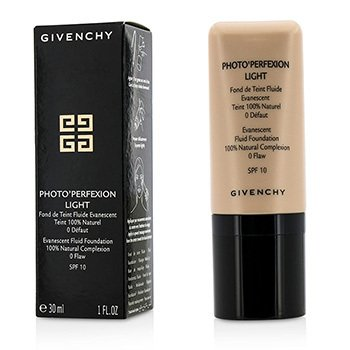 Givenchy Płynny podkład z filtrem UV Photo Perfexion Light Fluid Foundation SPF 10 - # 01 Light Porcelain  30ml/1oz