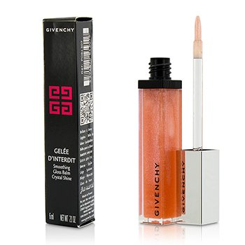 Givenchy Błyszczyk do ust Gelee D'Interdit Smoothing Gloss Balm Crystal Shine - # 10 Icy Peach  6ml/0.21oz
