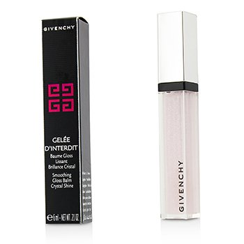 Givenchy B�yszczyk do ust Gelee D'Interdit Smoothing Gloss Balm Crystal Shine - # 15 Lune Argentee  6ml/0.21oz