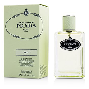 Prada Les Infusions D'Iris Eau De Parfum Spray  100ml/3.4oz