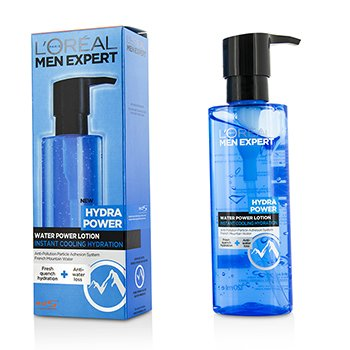 L'Oreal Men Expert Hydra Power Water Power Lotion  120ml/4oz