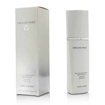 Estee Lauder Crescent White Full Cycle Brightening Emulsi�n Leche  100ml/3.4oz