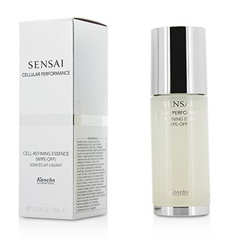 Kanebo Sensai Cellular Performance Cell Refining Essence (Wipe-Off)  75ml/2.5oz