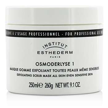 Esthederm Osmoderlyse 1 Exoliating Scrub Mask - Salon Product  260g/9.1oz