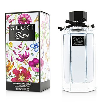 Gucci Flora by Gucci Glamorous Magnolia Eau De Toilette Spray (Nueva Presentación)  100ml/3.3oz