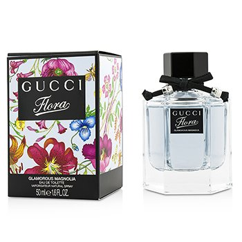 Gucci Flora by Gucci Glamorous Magnolia Eau De Toilette Spray (New Packaging)  50ml/1.6oz