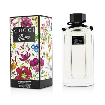 Gucci Flora By Gucci Glorious Mandarin Eau De Toilette Spray (Nueva Presentación)  100ml/3.3oz
