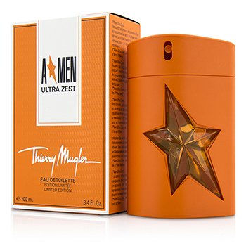 Thierry Mugler A*Men Ultra Zest Eau De Toilette Spray (Limited Edition)  100ml/3.4oz