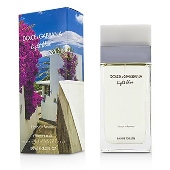 Dolce & Gabbana Light Blue Escape To Panarea Apă De Toaletă Spray (Ediție Limitată)  100ml/3.3oz