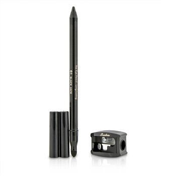 Guerlain Le Crayon Yeux The Eye Pencil - # 01 Black Jack  1.2g/0.04oz