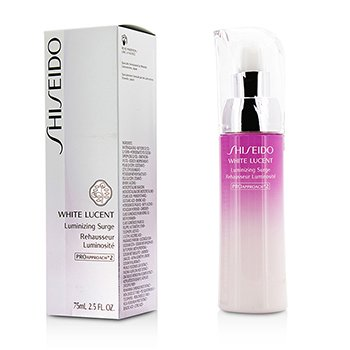 Shiseido White Lucent Luminizing Surge  75ml/2.5oz