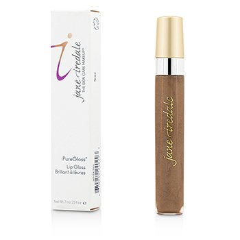 Jane Iredale PureGloss Lip Gloss (New Packaging) - White Tea  7ml/0.23oz