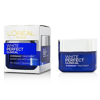 L'Oreal White Perfect Clinical Tratamiento Noche  50ml/1.7oz