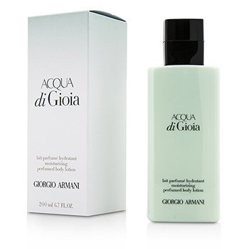 ジョルジオアルマーニ Acqua Di Gioia Perfumed Body Lotion  200ml/6.7oz