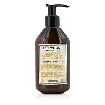 L'Occitane Aromachologie Revitalizing Hands & Body Lotion  240ml/8.1oz