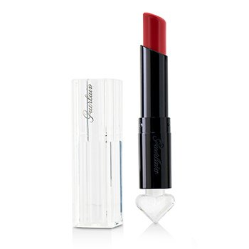 Guerlain La Petite Robe Noire Deliciously Shiny Lip Colour - #021 Red Teddy  2.8g/0.09oz