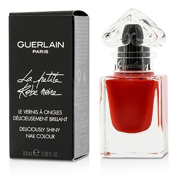 Guerlain La Petite Robe Noire Deliciously Shiny Nail Colour - #042 Fire Bow  8.8ml/0.29oz