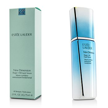 Estee Lauder سيرم New Dimension Shape + Fill Expert  75ml/2.5oz