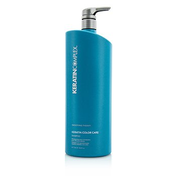 Keratin Complex Smoothing Therapy Keratin Color Care Shampoo (For All Hair Types)  1000ml/33.8oz