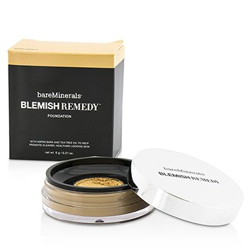 BareMinerals BareMinerals Blemish Remedy Foundation - # 06 Clearly Beige  6g/0.21oz
