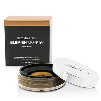 ベアミネラル BareMinerals Blemish Remedy Foundation - # 11 Clearly Almond  6g/0.21oz