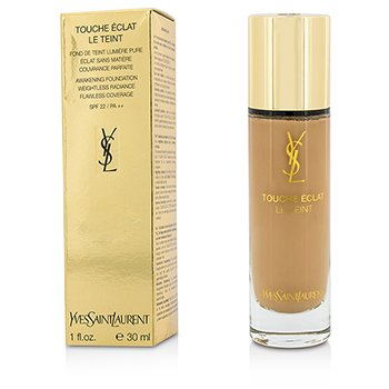 Yves Saint Laurent Touche Eclat Le Teint Awakening Foundation SPF22 - #BR50 Cool Honey  30ml/1oz