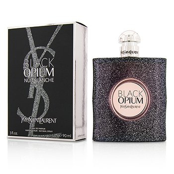 Yves Saint Laurent Black Opium Nuit Blanche Eau De Parfum Spray  90ml/3oz