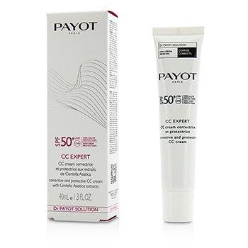 Payot Dr Payot Solution CC Expert Crema CC Correctora y Protectora SPF 50+  40ml/1.3oz
